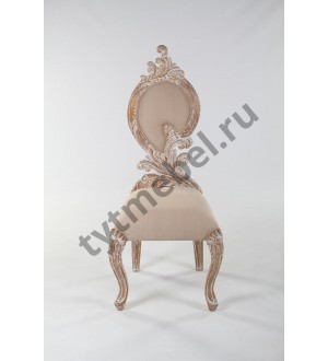 CHAIR GRANADA (cotton) Стул. Обивка-ткань. 56х56х129 см, цвет: античный бежевый